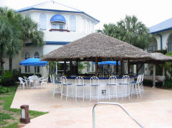 Indies Suites Pool Bar